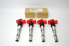 AUDI 1.8t TT A3 S3 CUPRA 150 180 215 225 UPRATED PERFORMANCE COILPACKS SET x 4