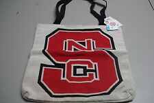 """USA Made Tote NC State 17"""" x 17"""" Manual Woodworkers #460Z"""