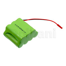 Rechargeable Battery Ni-MH AA with Cable 2 Pin 8.4V 2500mAh