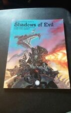 Shadows of Evil Rifts Siege on Tolkeen Five Coalition Wars Palladium new