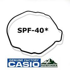 1 CASIO SPF40-1V 2V 7V SPF40S-2BV SPF40T 2001 2004 PATHFINDER GASKET O-RING SEAL