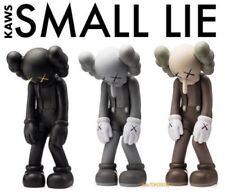 KAWS Medicom Small Lie SET OF 3 Limited Edition    banksy yayoi kusama murakami