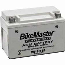 Bikemaster AGM Platinum II Battery - MS12-10ZS
