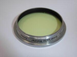 Leica Summitar UV Filter