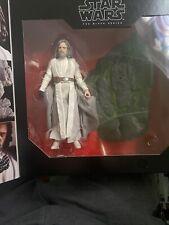 STAR WARS The Black Series Luke Skywalker Jedi Master Deluxe Set, BNISB!