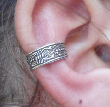 Cuff Handcrafted Earrings without Stone