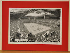 Principality Stadium - Wales/Welsh Rugby.Limited Edition Art Print - Stuart Herd
