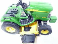 ERTL John Deere Tractor Diecast Plastic Blade Scale 1/32 Toy Mower X485 AS IS