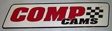COMP CAMS HOLLEY EDELBROCK CARBY CAM SHAFTS SMALL STICKER TOOL BOX MANCAVE