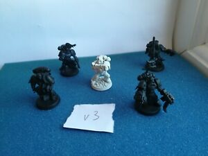 Space Wolves Marines 5xUnit Warhammer 40k Games Workshop v3