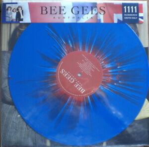 Bee Gees – Australia - Numbered, Stereo, Splatter VINYL NEU