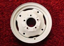 One 4x12 - 5 Bolt  Lawn Garden Tractor Rim Wheel fit 5-12, 5.00-12 & 6-12 Tires