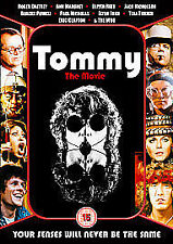 Tommy The Movie Dvd Roger Daltrey Brand New & Factory Sealed