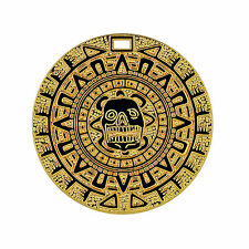 TOY AZTEC GOLD COLORED COIN POTC- PIRATES OF THE CARIBBEAN TREASURE COB