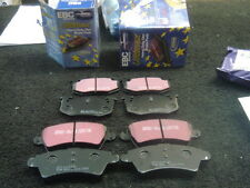 PEUGEOT 206 2.0 GTI BRAKE PADS EBC ULTIMAX FRONT & REAR
