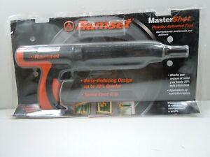 Ramset 40088 MasterShot 0.22 Caliber Powder Actuated Tool