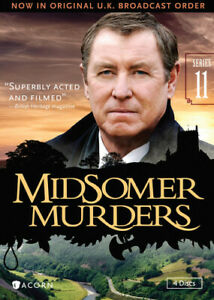Midsomer Murders: Series 11 [New DVD]