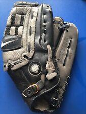 "Nike Show Series 1300 13"" Black Gray Softball Glove Right Hander (Baseball)"