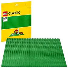 """Lego 10700 Classic Base Extra Large Building Plate 10"""" x 10"""", 32 x 32. Green"""