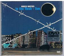 ROGER WATERS IN THE FLESH LIVE (PINK FLOYD) DVD DIGIPACK F.C. SIGILLATO!!!