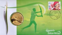 PNC Australia 2005 Queen's Baton Relay 18th Commonwealth Games RAM $5 Coin