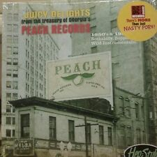 LPx2/ VA ✦✦ JUICY DELIGHTS FROM PEACH RECORDS ✦✦ Rare 50s Stuff from Georgia
