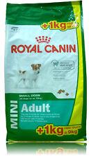 >> 9kg << !!!!  Royal Canin Mini Adult Hundefutter  NUR 3,94 EUR/kg !!!!