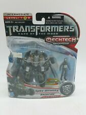 Transformers Hasbro Dark of Moon DOTM Human Alliance Spike Witwicky Backfire K2