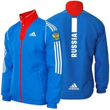 adidas Herren Präsentations Jacket Team Russia Olympia Russland Teamjacke