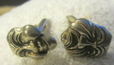 Vintage cuff links set,Drama Club,actor,acting,theater faces,cufflinks
