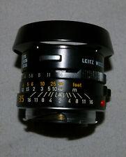Leica M Summicron 1:2/35