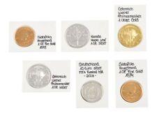 LINDNER REBECK COIN L Münzrähmchen 17,5 mm, selbstklebend, 25er-Packung 1