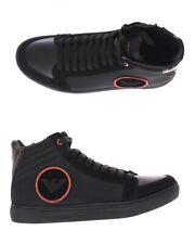 Emporio Armani Stiefel Sneaker Herren Schwarz X4Z081 XM036 B059 Gr. 43 ANGEBOT