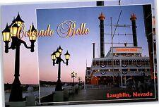 4 Queens Casino Las Vegas Nevada Vintage 4x6 Postcard Af31