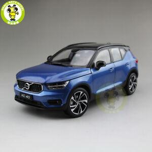 1/18 New Volvo XC40 SUV Diecast Model Car SUV Toys Kids Boy Girl Gifts Blue