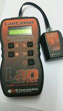 Bi comunicaciones Lancaster estructurado Probador de Cable & tirador de problemas