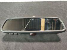 Rear View Mirror Homelink LED GTO EC Rearview Compass OEM BMW E60 E70 E90 E92 #4