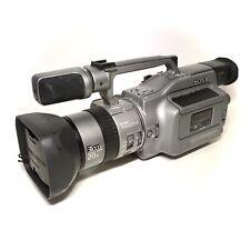 Sony Digital Handycam DCR-VX1000E Great Condition