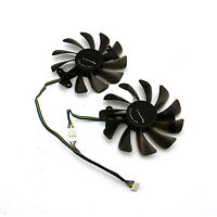 For ZOTAC GeForce GTX 1080 1070 AMP Edition GPU Graphics Card Cooling Fan Part