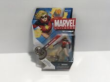 marvel universe 3.75 Ms. Marvel 023 Action Figure