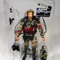 """NECA Aliens Colonel James Cameron Colonial Marine 7"""" Figure Alien Movie Director"""