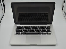 "Grade B MacBook 13"" A1278 2008 2.4Ghz 128GB SSD 500GB HDD 8GB RAM MB467LL/A"