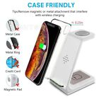 3 in 1 Charging Dock Charger Stand Station For Apple Watch Air Pods iPhone 11 12