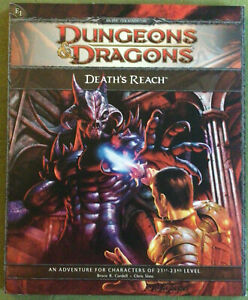 Dungeons and Dragons 4E Module P3 Assault On Nightwyrm Fortress WoTC