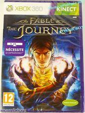 Jeu X-BOX Kinect FABLE The JOURNEY aventure monde d'Albion quêtes énigmes NEUF