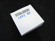 "Futura Lighting 1202-05 Minilight Matt Chrome 2-7/8"" X 3/4"" *Nib*"
