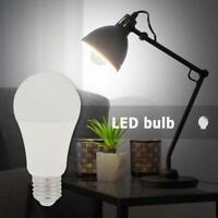 LED Sensor Light Bulb E27 Dusk to Dawn Day Night Lamp Home Desk Light Bulbs