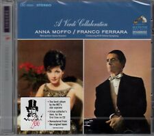 ANNA MOFFO - A VERDI COLLABORATION, RCA ITALIANA ORCHESTRA - FRANCO FERRARA / CD