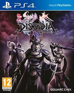 Dissidia Final Fantasy NT PS4 PLAYSTATION 4 Square Enix