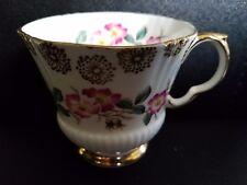 Royal Adderley  Floral Coffee Cup A1645 England